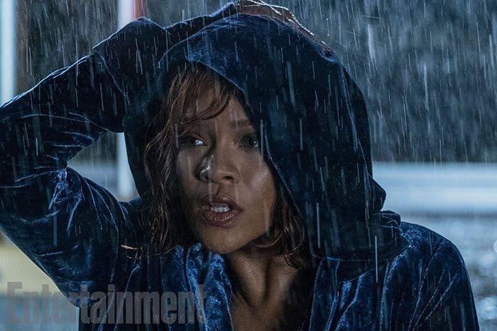¡Por fin! Aquí tenéis la aparición en el tráiler de Rihanna en 'Bates Motel'. La cantante estará en la serie