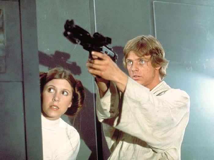 Mark Hamill sigue lamentándose por la nueva trilogía de Star Wars