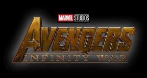 segundo logo de 'Vengadores: La Guerra del Infinito'