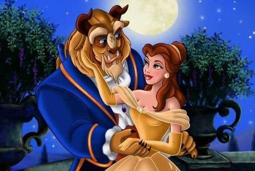 spot de la bella y la bestia Disney