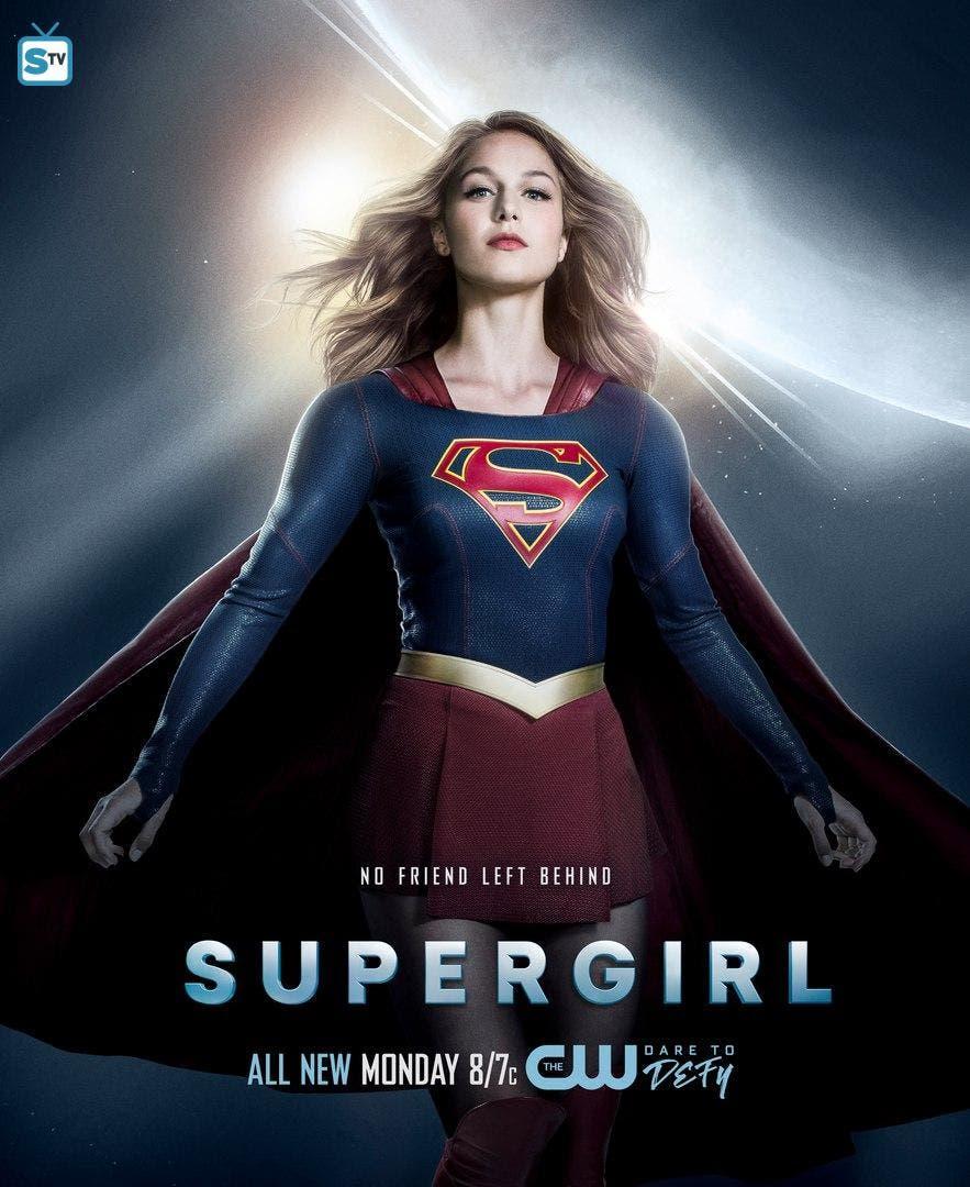 nuevo poster de supergirl