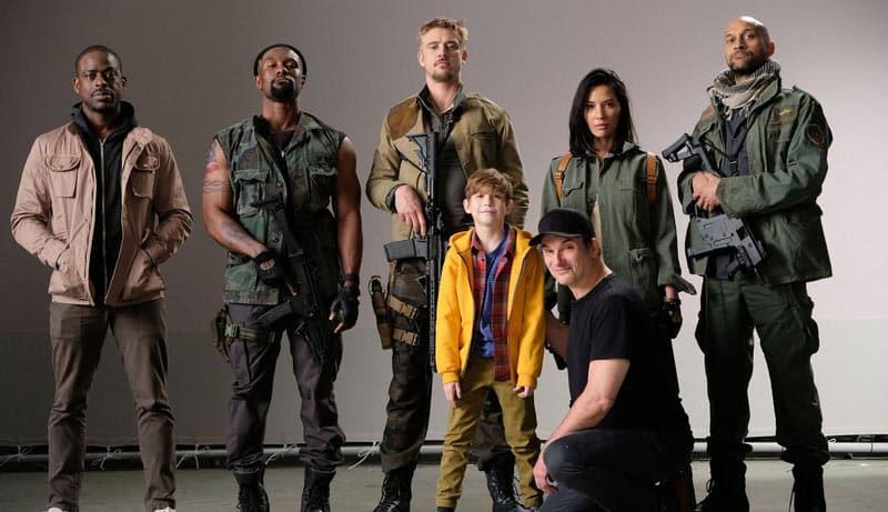 Primera imagen oficial de la película 'The Predator'