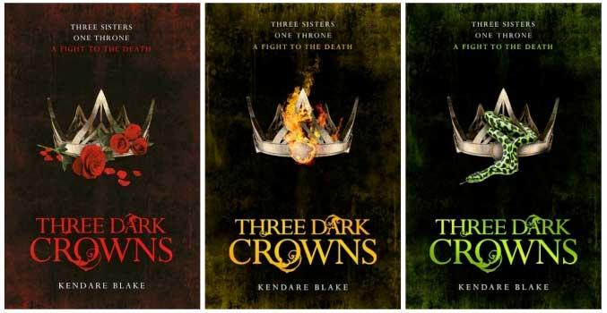 Three Dark Crowns vs Juego de Tronos