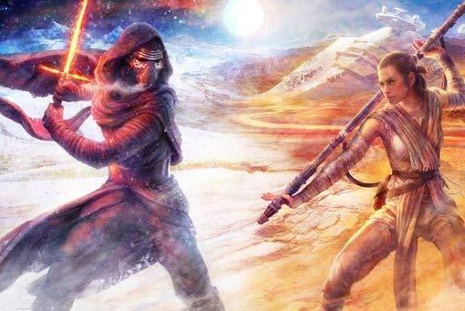 escenas filtradas del tráiler de 'Star Wars: The Last Jedi'