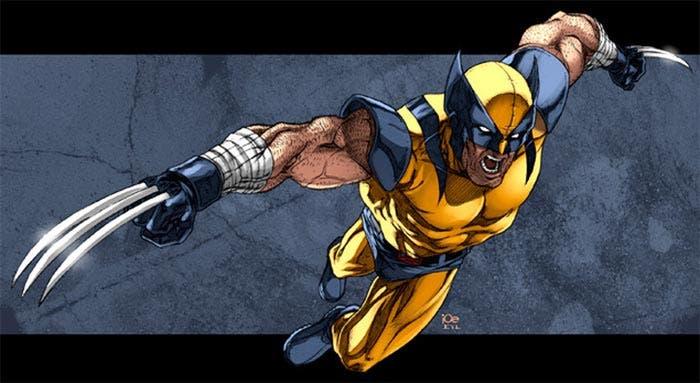 traje amarillo de Lobezno en 'Logan'