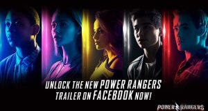 último tráiler de 'Power Rangers' reboot