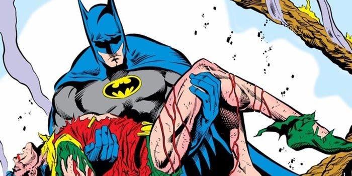 Una muerte en la familia en la película 'The Batman'