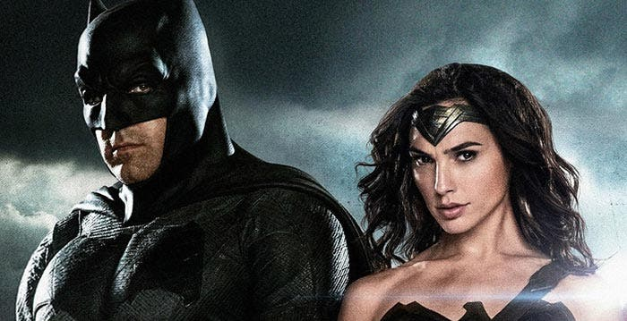 Veremos a Batman en 'Wonder Woman'