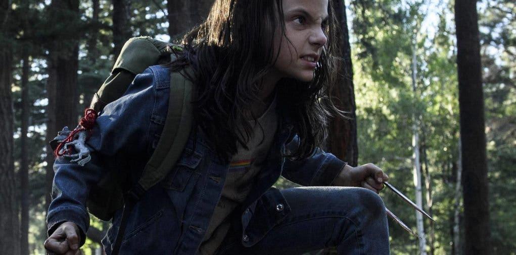 Laura Kinney X-23 en Logan