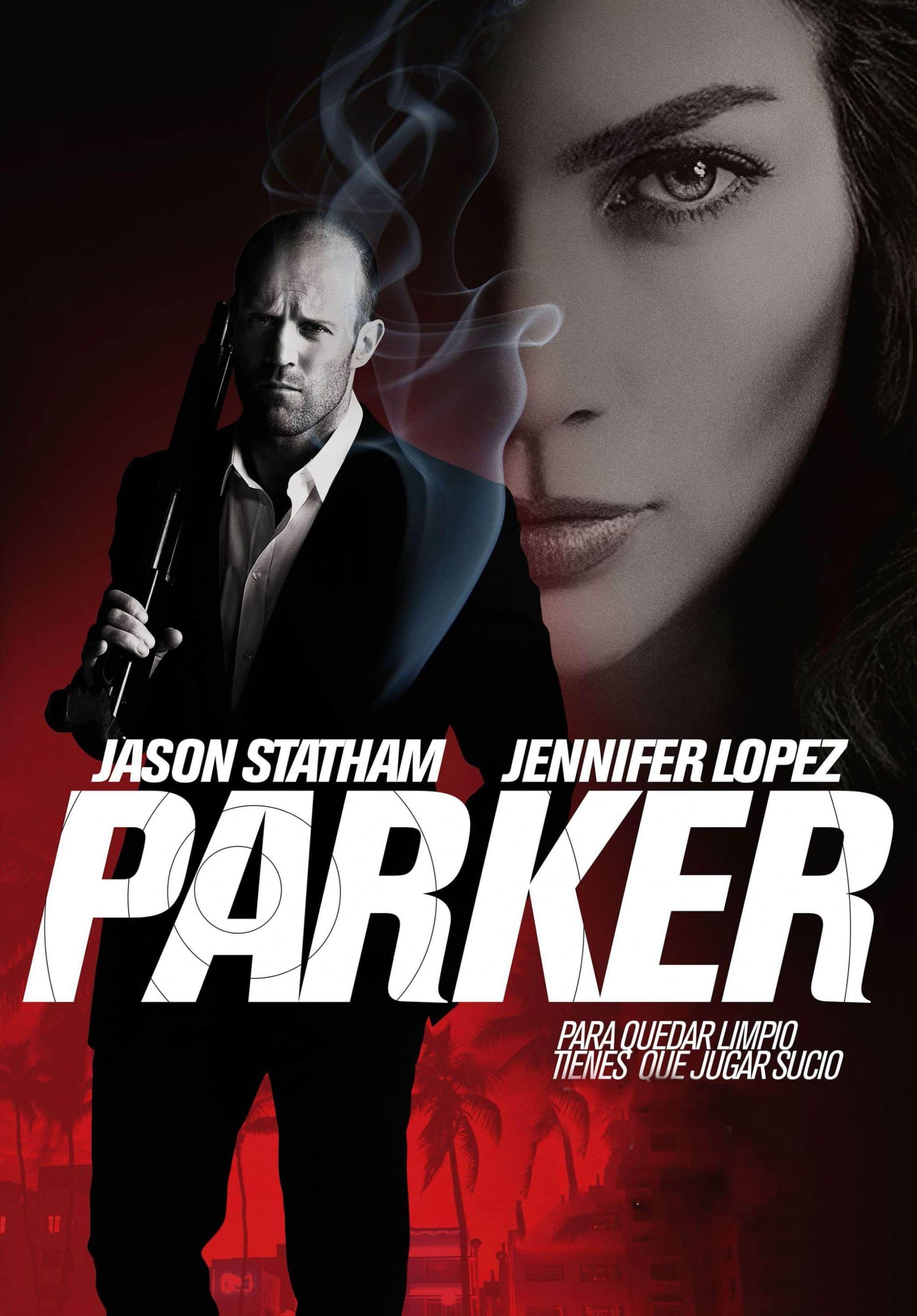 Poster de 'Parker'