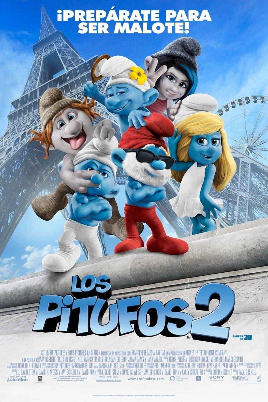 Poster de 'Los Pitufos 2'