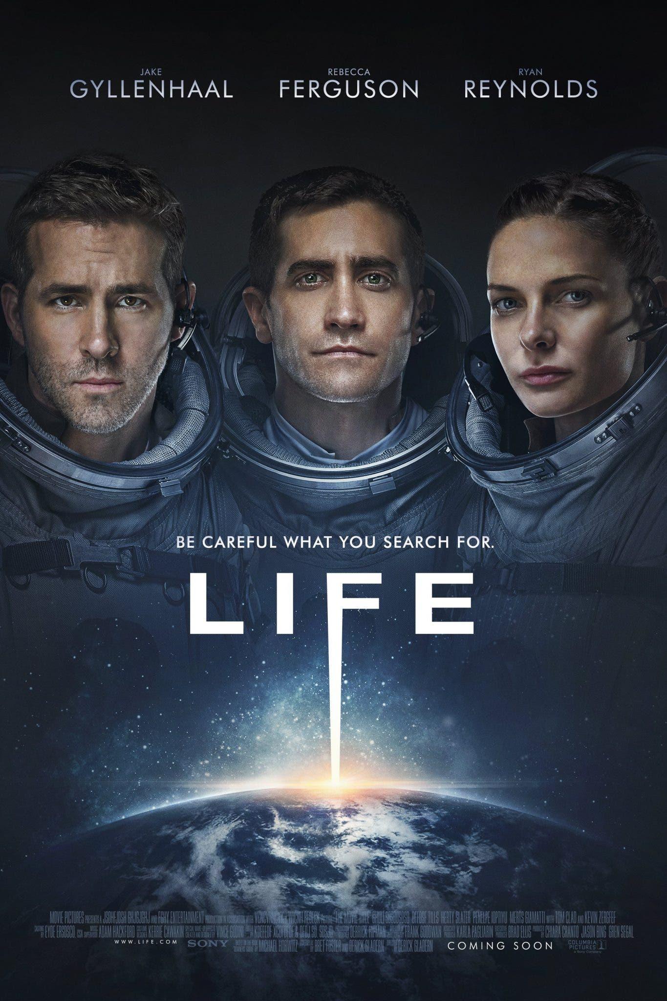 Poster de 'Life (Vida)'