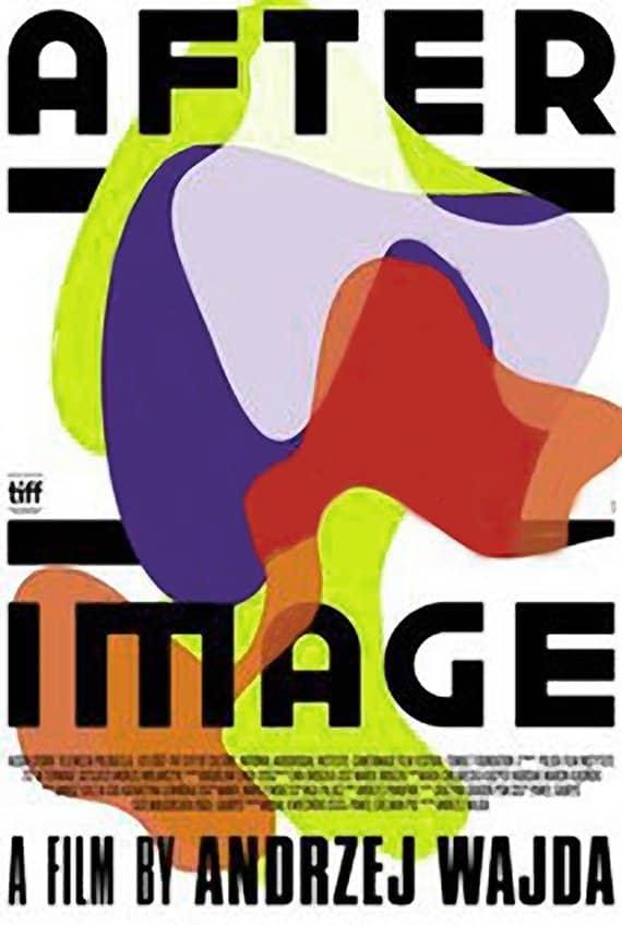Poster de 'Afterimage'