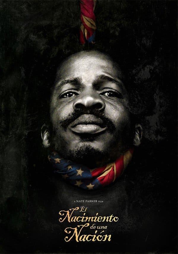 Poster de 'El nacimiento de una nación'