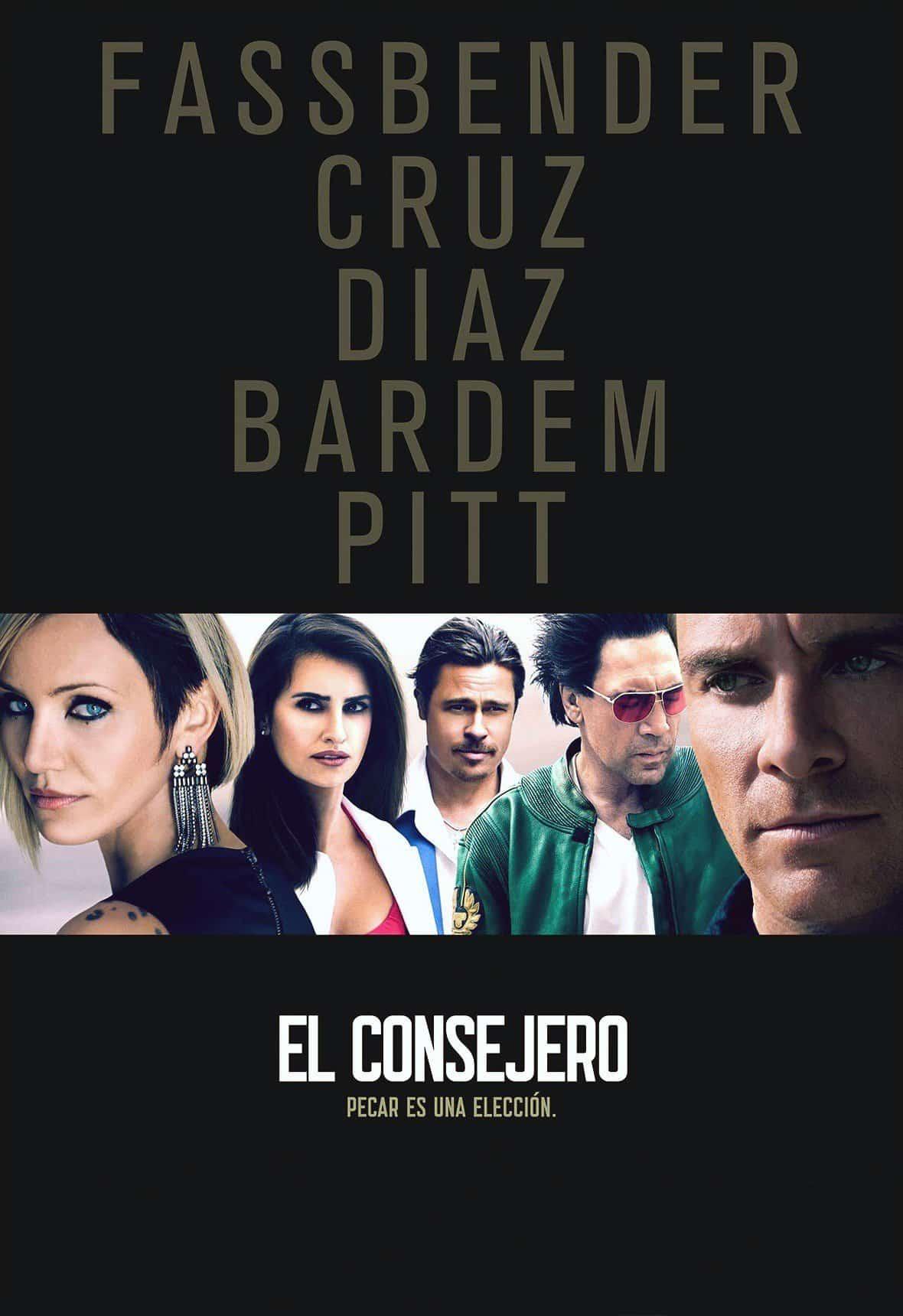 Poster de 'El consejero'