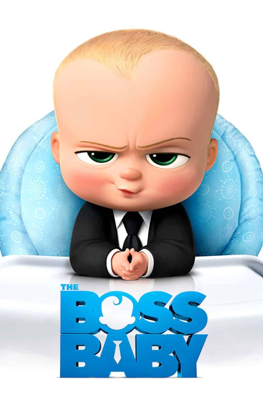 Poster de 'El bebé jefazo'