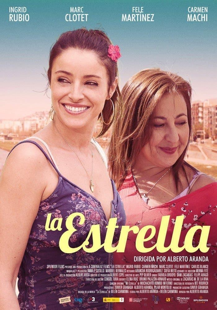 Poster de 'La estrella'