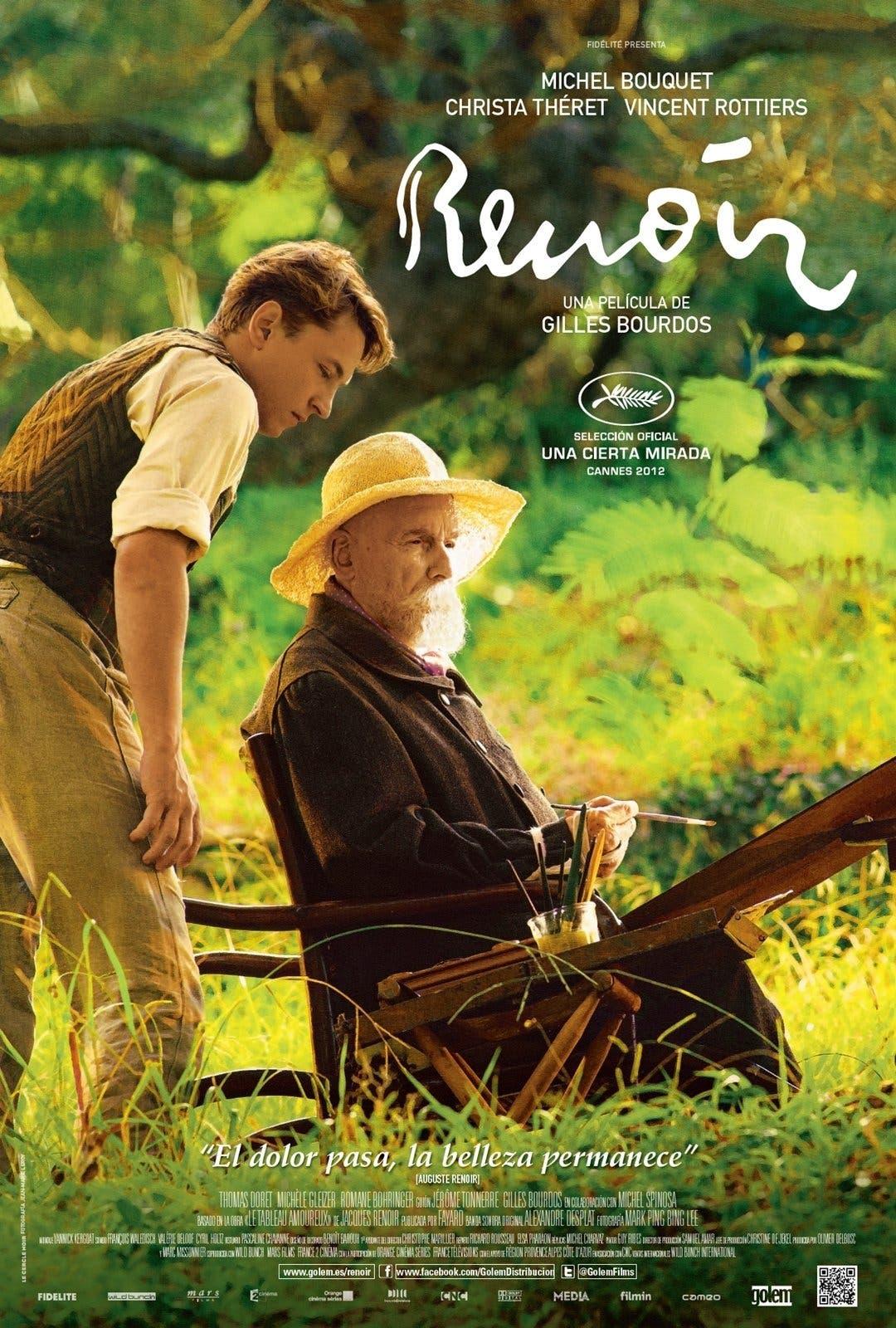 Poster de 'Renoir'