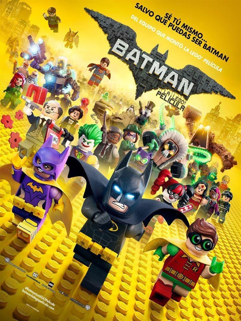 Poster de 'Batman: La LEGO película'