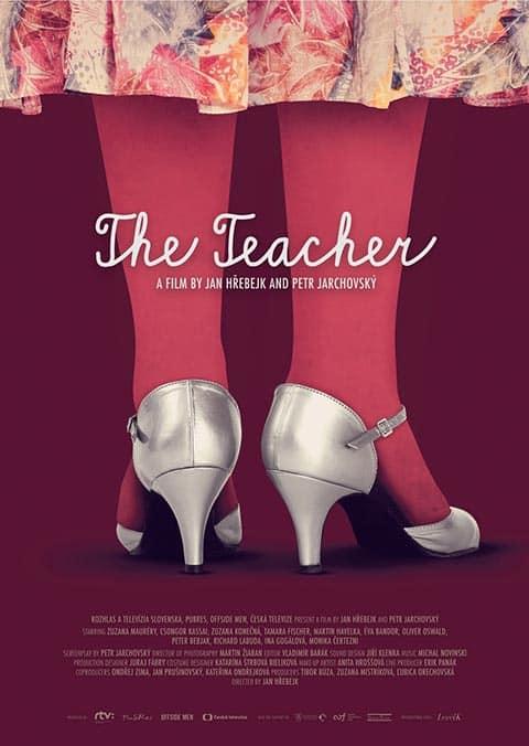 Poster de 'La profesora'