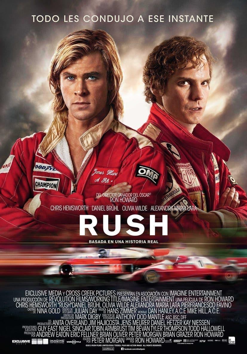 Poster de 'Rush'