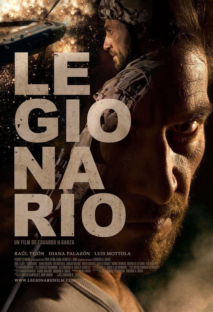 Poster de 'Legionario'