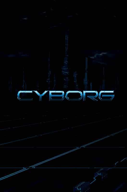 Poster de 'Cyborg'