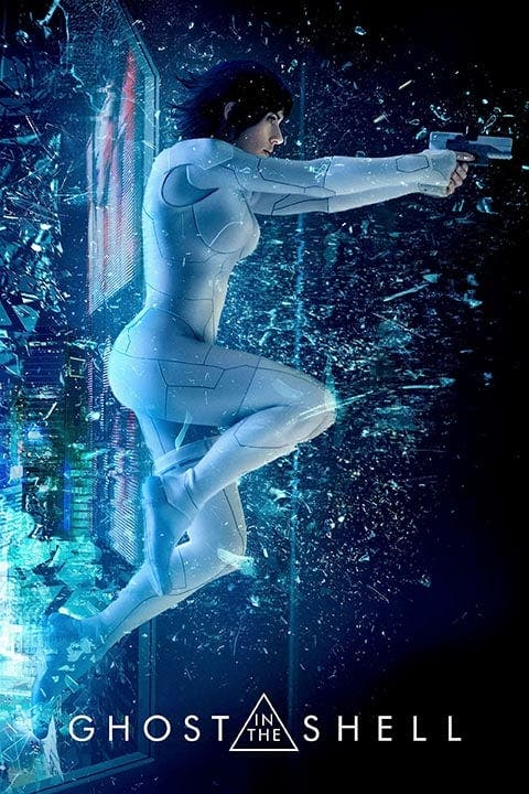 Poster de 'Ghost in the Shell'