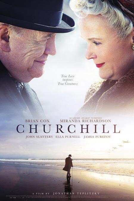Poster de 'Churchill'