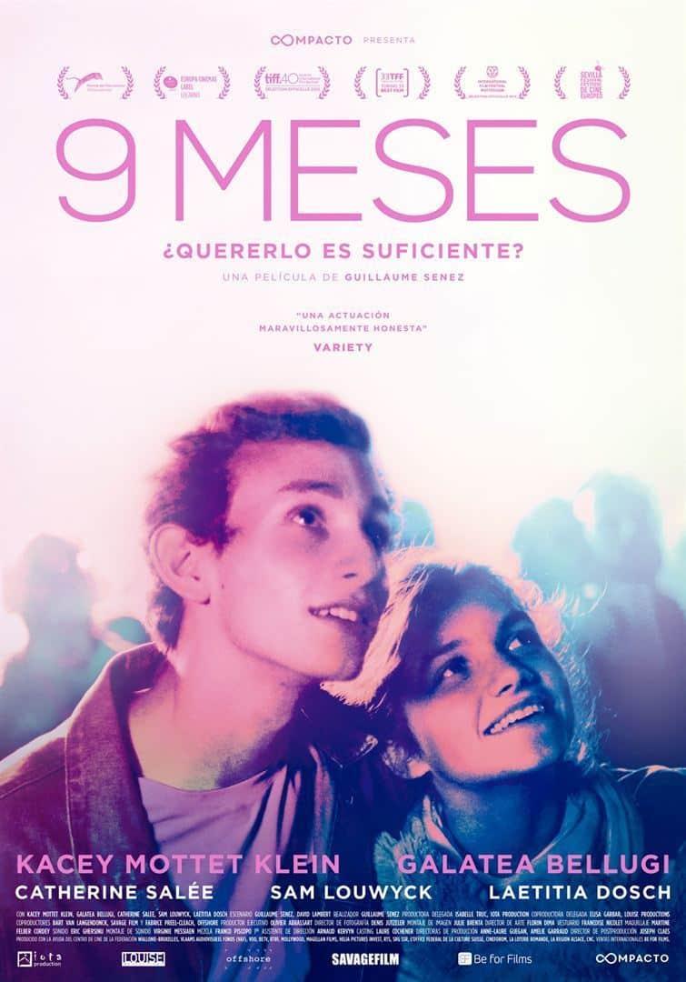 Poster de '9 Meses (Keeper)'