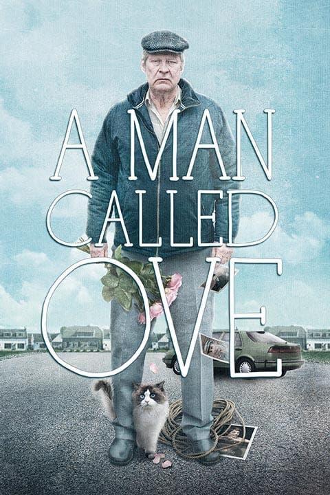 Poster de 'Un hombre llamado Ove'