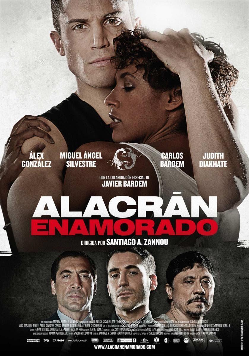 Poster de 'Alacrán enamorado'