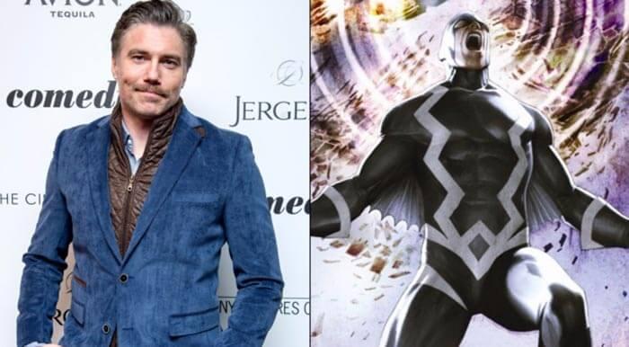 Confirmado el actor que será Rayo Negro en la serie de 'Inhumanos'