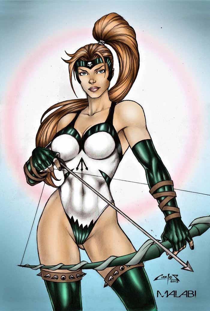 Polémica con la actriz que da vida a Artemis en 'Wonder Woman'