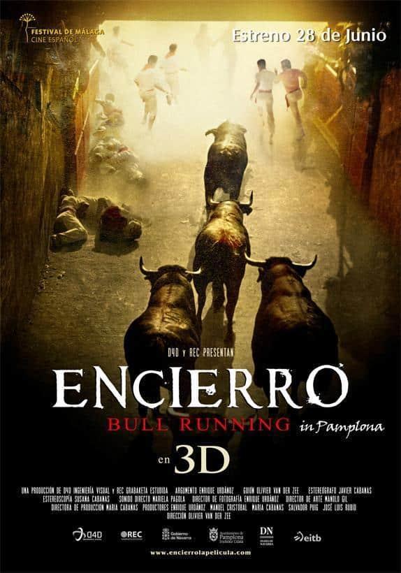 Poster de 'Encierro'