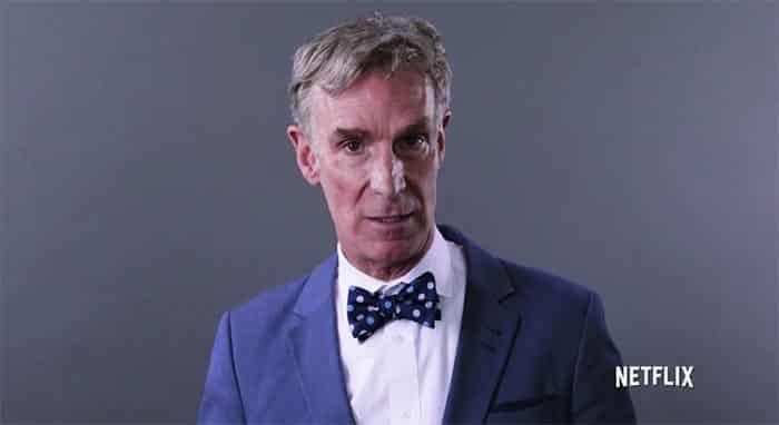 'Bill Nye...' en los estrenos de Netflix de Abril de 2017