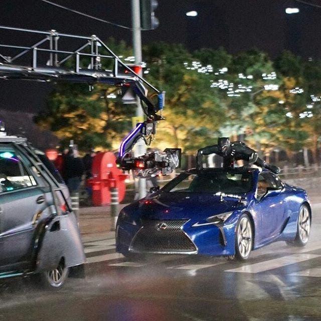'Black Panther (Pantera Negra)': Imágenes y vídeos del rodaje