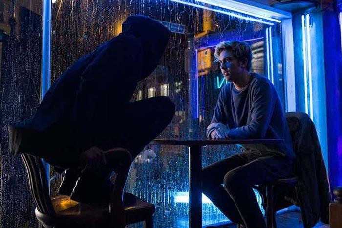 Primera imagen oficial de L contra Kira en Death Note (Netflix)