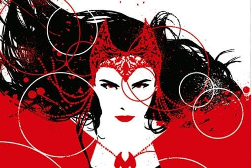 Marvel. La Bruja Escarlata 1