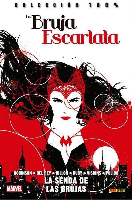 La Bruja Escarlata. La senda de las brujas