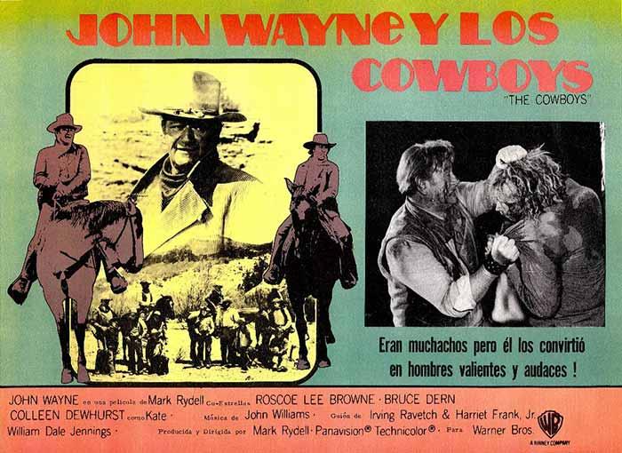 'Los cowboys' inspira a 'Logan'