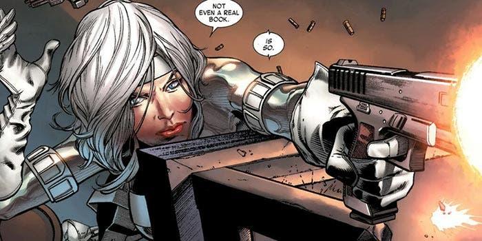 Marta Plateada personaje de Spider-Man
