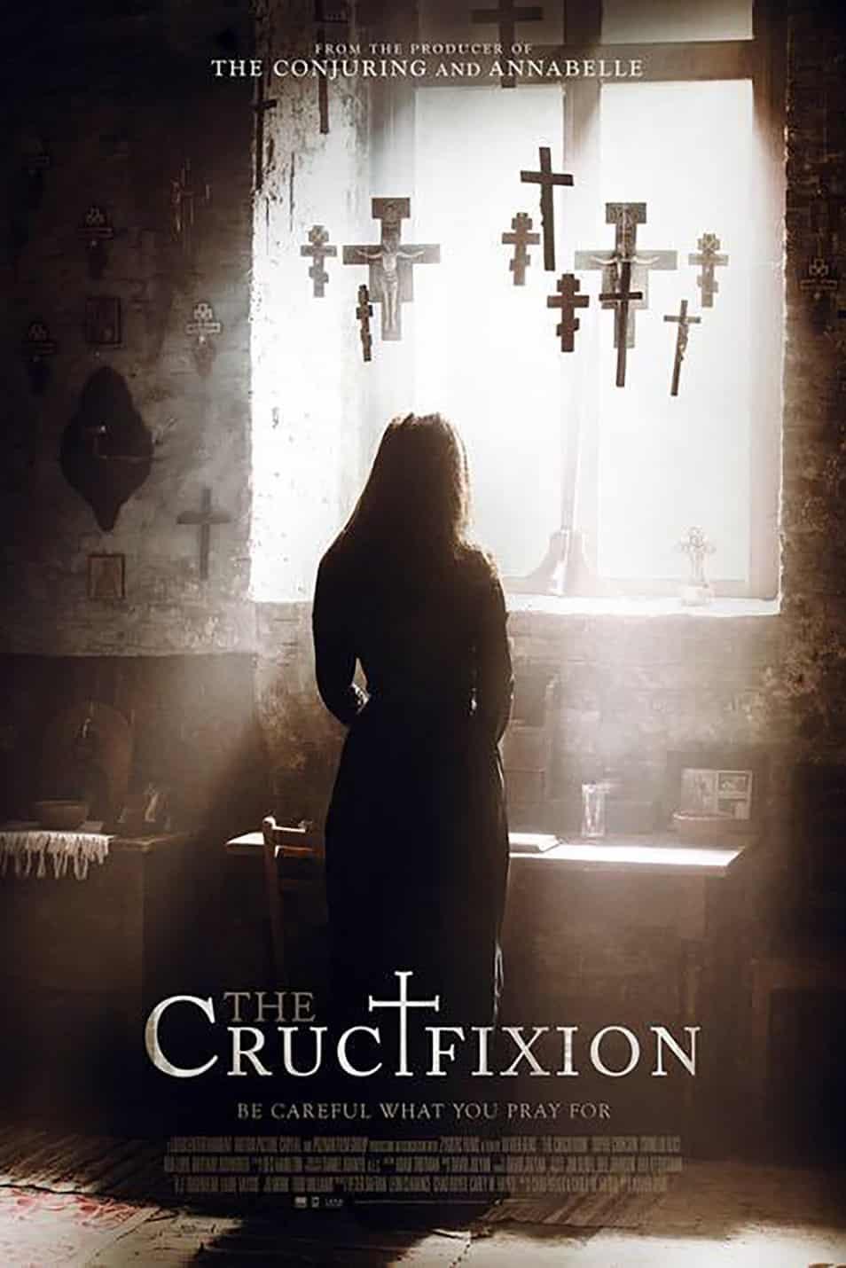 Poster de 'The Crucifixion'