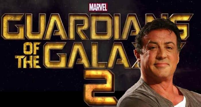 Revelado el papel de Sylvester Stallone en 'Guardianes de la Galaxia Vol. 2'