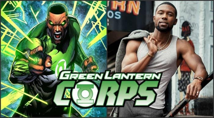 Trevante Rhodes como John Stewart en 'Green Lantern Corps'