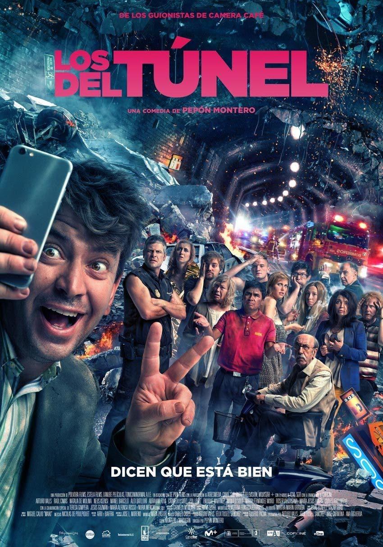Poster de 'Los del túnel'