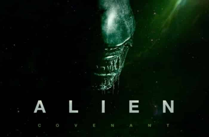 Póster Alien Covenant