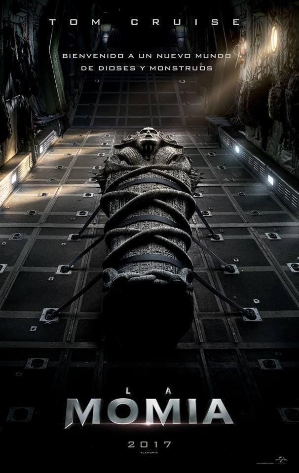 Poster de 'La momia'