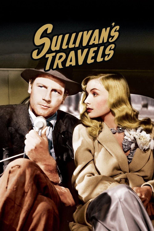 Poster de 'Los viajes de Sullivan'