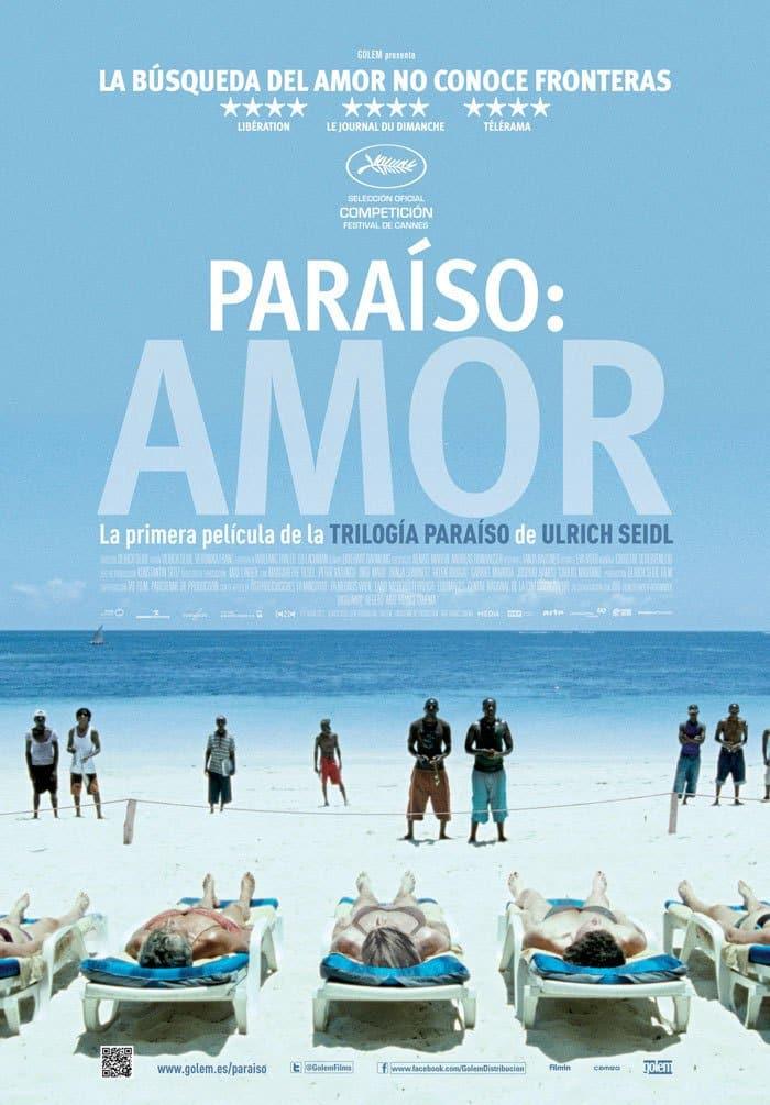 Poster de 'Paraíso: Amor'